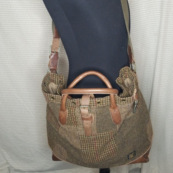 0eb5b288143 Polo by Ralph Lauren Bags   Polo Ralph Lauren Overnight Bag In Wool ...